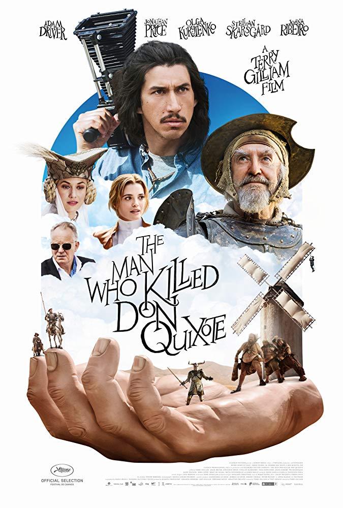 The Man Who Killed Don Quixote مردي که دن کيشوت را کشت