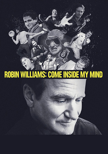 Robin Williams: Come Inside My Mind رابين ويليامز به ذهن من بيا