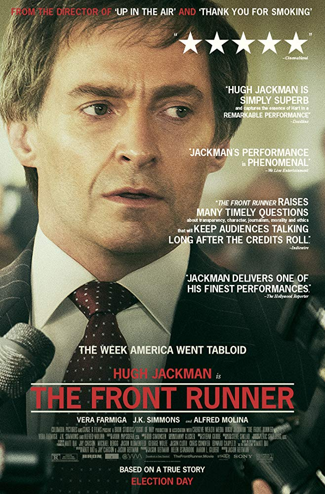 The Front Runner  رقيب پيشتاز