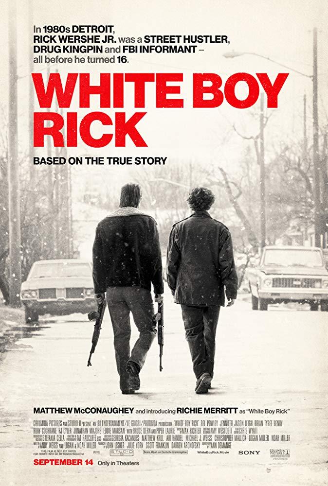 White Boy Rick ریک پسر سفید پوست