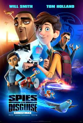 Spies in Disguise جاسوسان نامحسوس