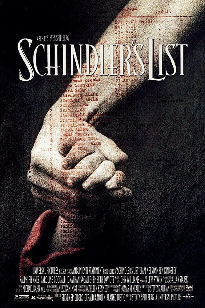 Schindlers List فهرست شیندلر