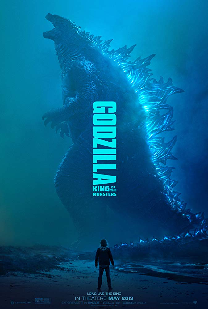 دانلود Godzilla: King of the Monsters 2019 گودزيلا پادشاه هيولاها 2019