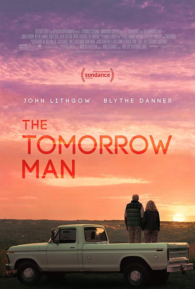 The Tomorrow Man مرد دور انديش