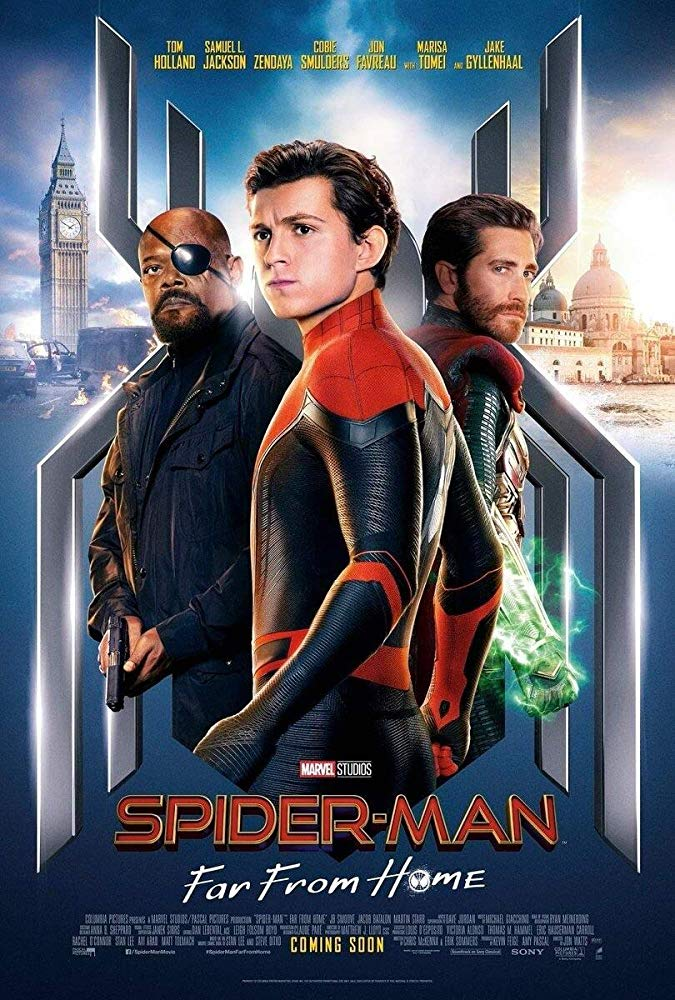 دانلود Spider-Man: Far from Home