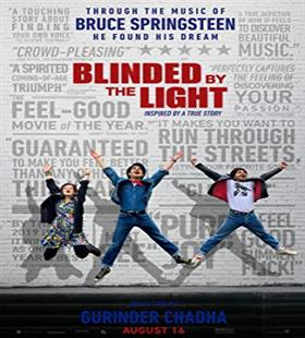 Blinded by the Light کور شده از نور