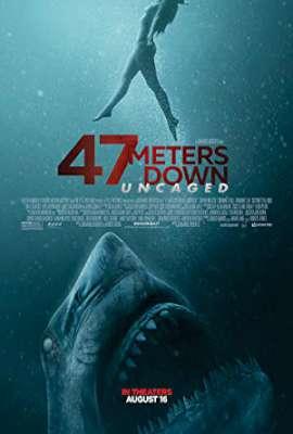دانلود 47 Meters Down: Uncaged 47 متر پايين تر بدون قفل