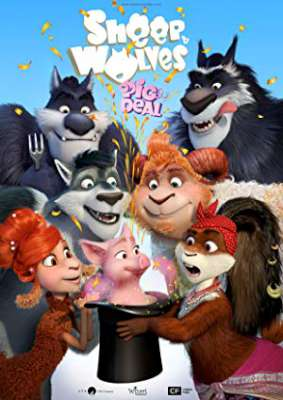 Sheep and Wolves: Pig Deal گوسفند و گرگ ها 2