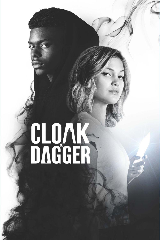Cloak & Dagger شنل و خنجر