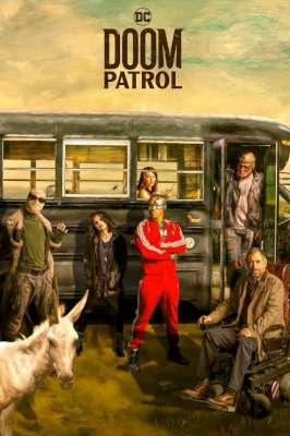Doom Patrol دوم پاترول