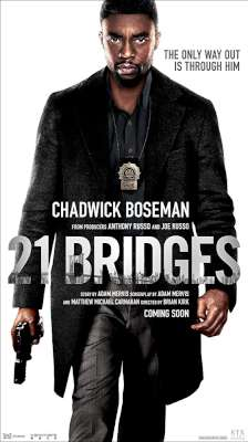 21 Bridges 21 پل