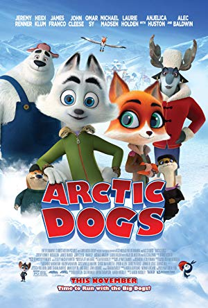Arctic Dogs سگ های قطب شمال