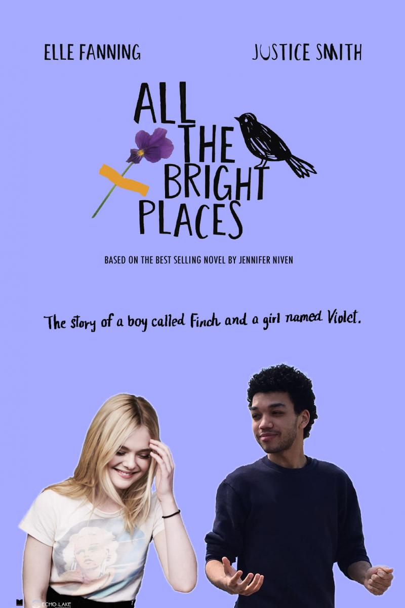 All the Bright Places جایی که عاشق بودیم