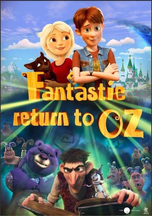 Fantastic Return to Oz  بازگشت شگفت انگیز به اوز