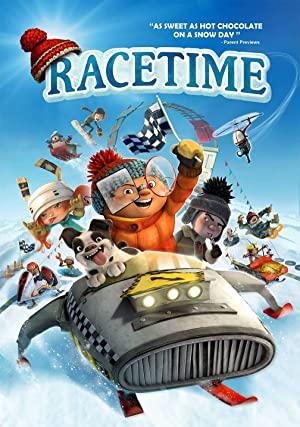 Racetime وقت مسابقه