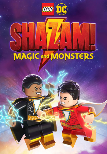 LEGO DC: Shazam - Magic & Monsters  لگو شزم: جادو و هیولاها