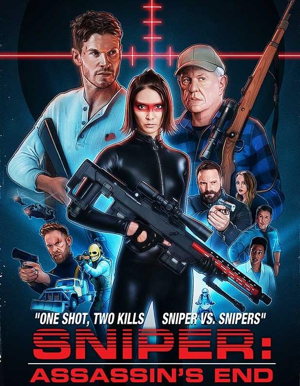 Sniper: Assassins End  تک تیرانداز پایان آدمکش