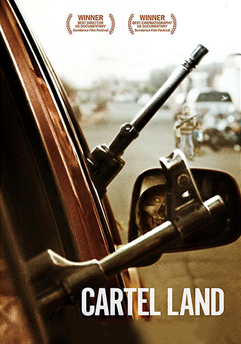Cartel Land 2015