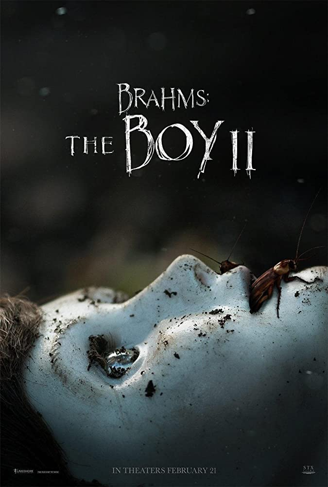 Brahms: The Boy II برامس پسر 2