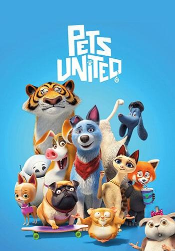 Pets United اتحاد حیوانات خانگی