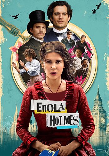 Enola Holmes انولا هولمز