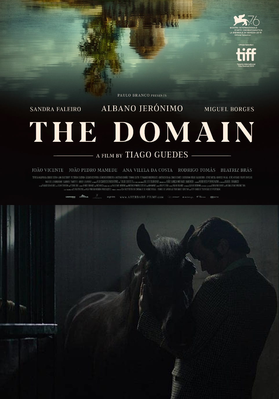 The Domain دامنه