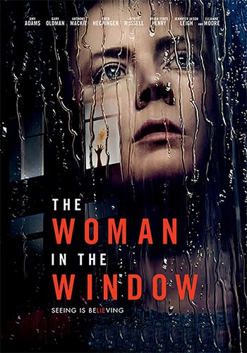 The Woman in the Window زنی پشت پنجره