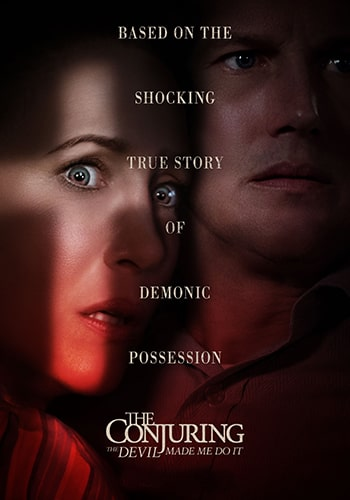 The Conjuring: The Devil Made Me Do It احضار 3