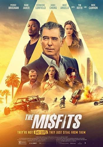 تماشای The Misfits ناسازگارها