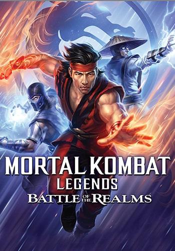 تماشای Mortal Kombat Legends: Battle of the Realms افسانه های مورتال کمبت: نبرد قلمروها