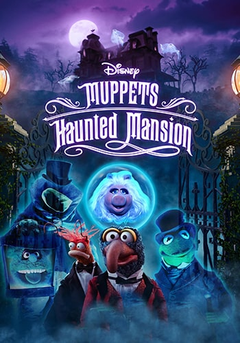 Muppets Haunted Mansion کاخ جن زده ماپت ها