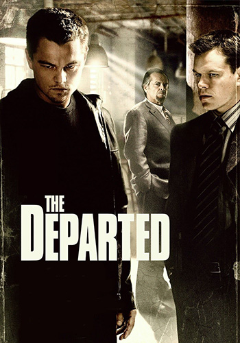 The Departed  جدامانده