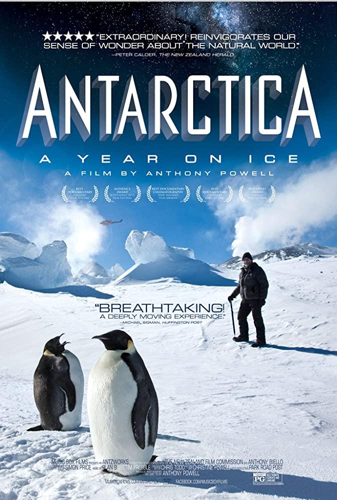 Antarctica: A Year on Ice قطب جنوب: يک سال در يخ
