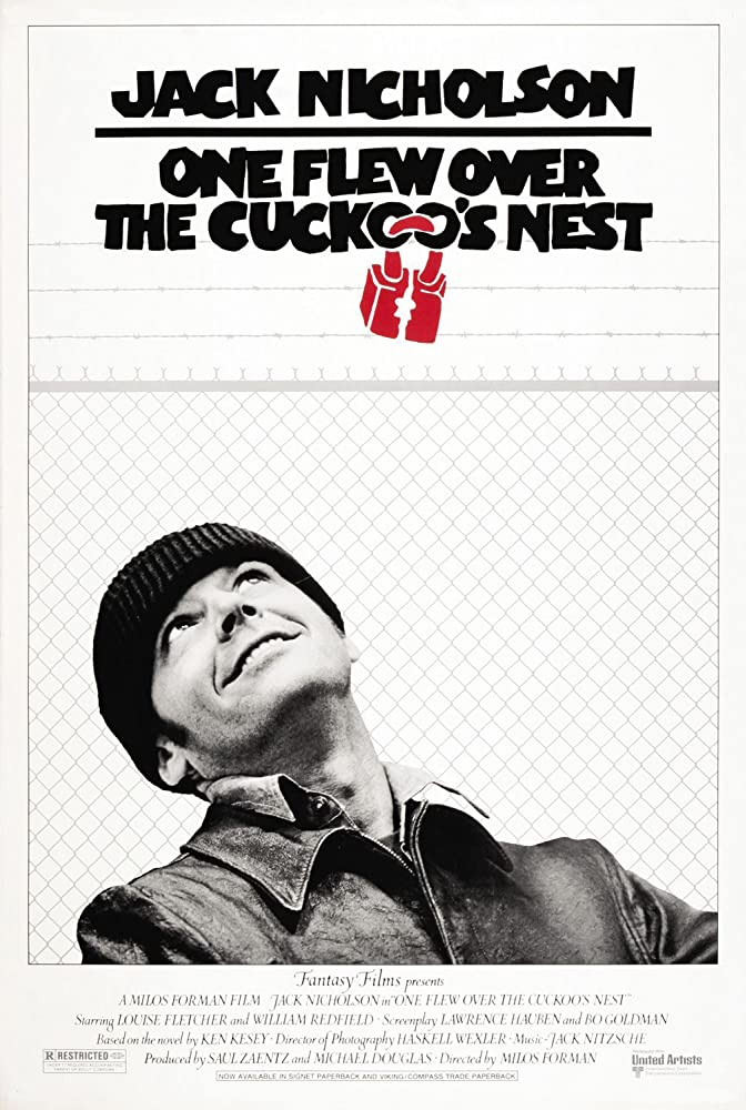 One Flew Over the Cuckoos Nest دیوانه از قفس پرید