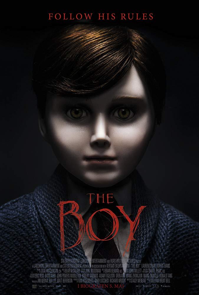 The Boy پسر 2016