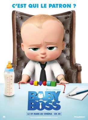 The Boss Baby بچه رئيس