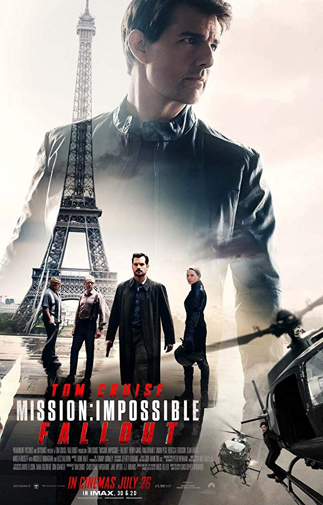 Mission Impossible Fallout ماموريت غيرممکن : سقوط