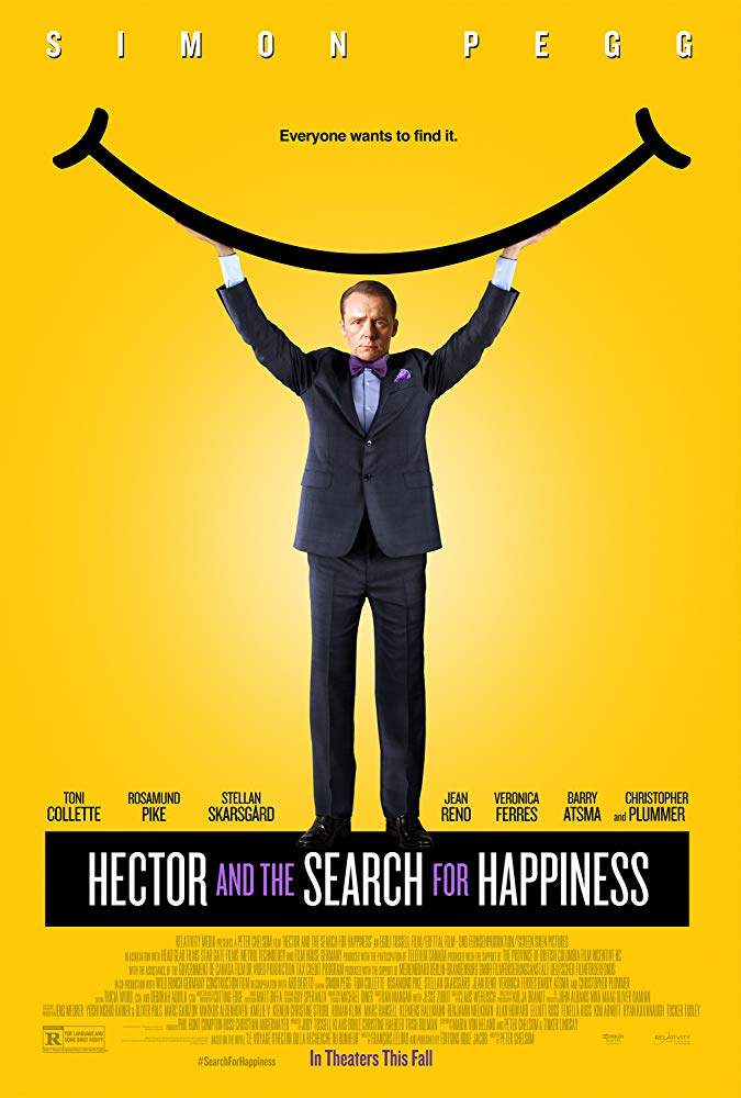 Hector and the Search for Happiness هکتور و جستجوي شادي
